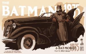 Francesco Francavilla's 1935 Batman