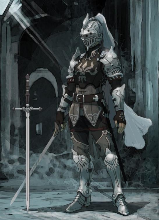 Mystery Knight 1