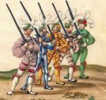 swords icons dudes
