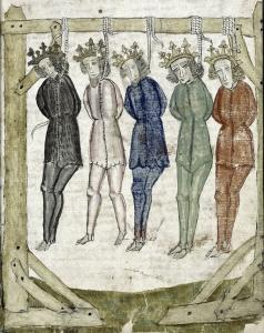 5 dead kings