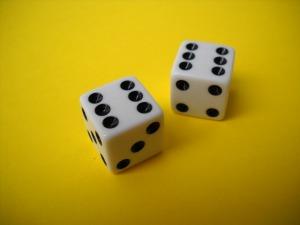 double-six-dice
