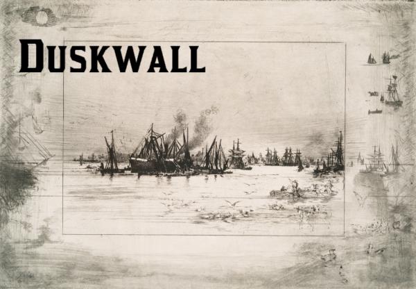 Duskwall again