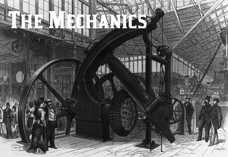 The Mechanics in White