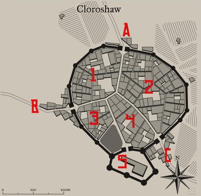 Cloroshaw Labelled