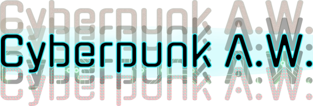 Asynchronous Cyberpunk with Apocalypse World's Burned OverZine